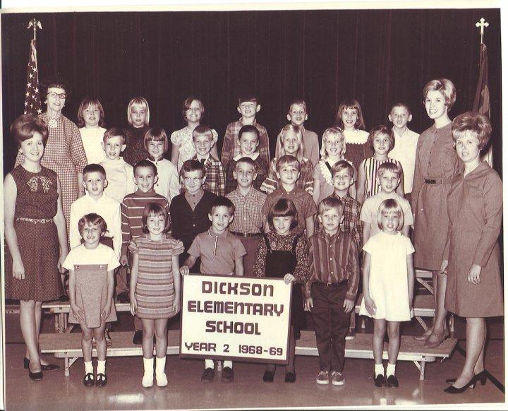 Elementary School Class 1969