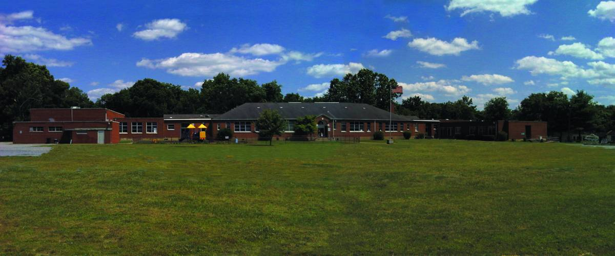 Dickson Elementary School : Kingsport Tennessee